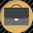 bag, brief case, briefcase, business, case, office, suitcase icon