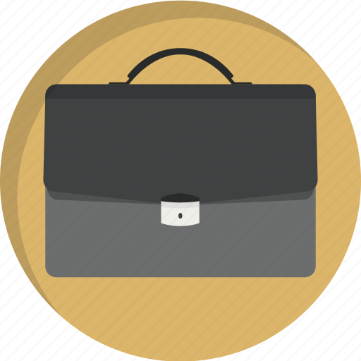 bag, brief case, briefcase, business, case, office, suitcase icon