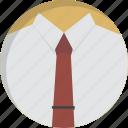 avatar, businessman, clothes, man, person, professional, tie icon