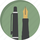 draw, drawing, handwriting, office, pen, pencil, writing icon