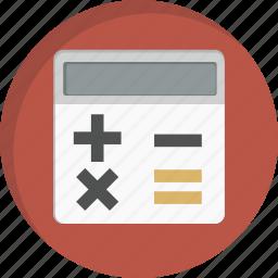 calc, calculate, calculation, calculator, count, math, sum icon
