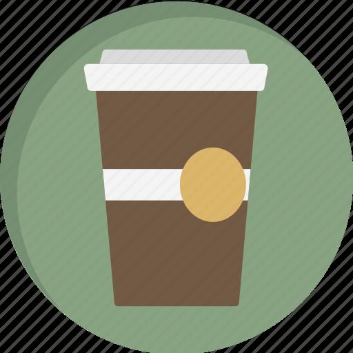 beverage, cappuchino, coffee, coffee latte, cup, drink, mug icon