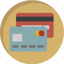 card, credit, creditcard, mastercard, money, paying, visa icon