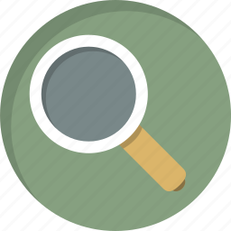 explore, find, magnifying, magnifying glass, search, view, zoom icon