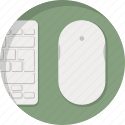 computer, device, keyboard, mouse, office, pc, working icon