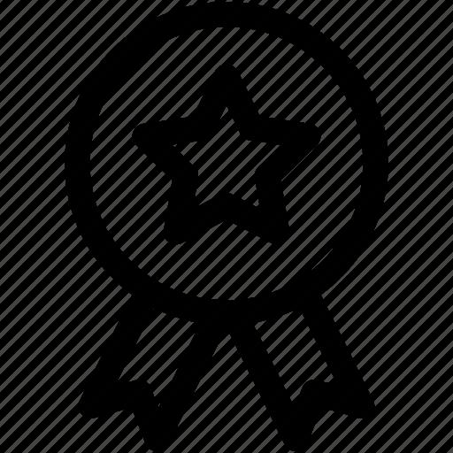 badge, premium badge, promotion, quality, ribbon badge icon