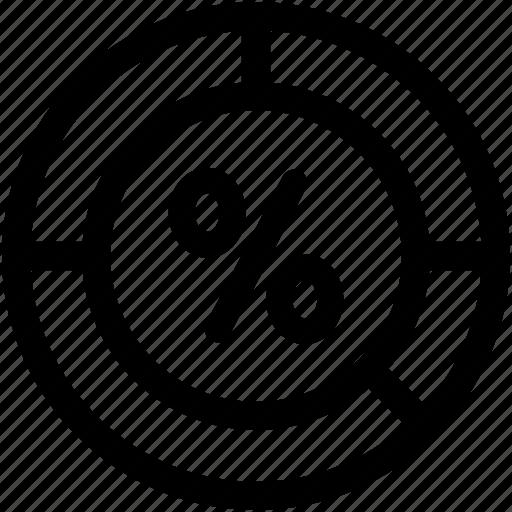 discount, mathematical symbol, percent, percentage, sale icon
