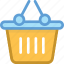 basket, hamper, online shopping, shopping, shopping basket