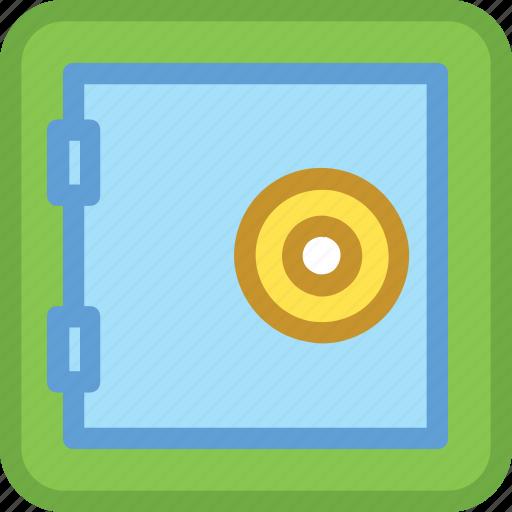 bank locker, bank vault, digital locker, locker, numeric locker icon