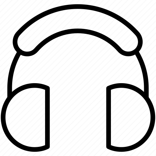 earphone, headphone, headset icon icon