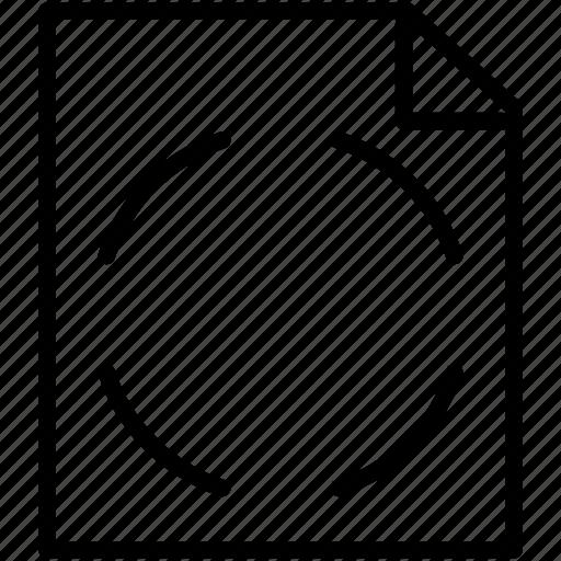 attach, attachment, file icon icon