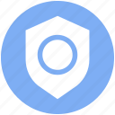 antivirus, center, protection, security, shield icon