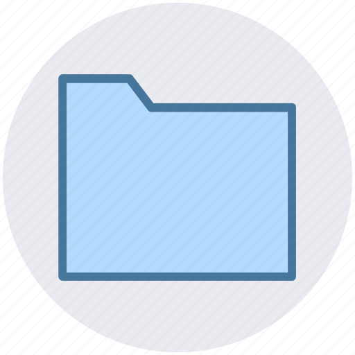 computer folder, document, file, folder, office, paper icon