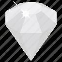 diamond, diamond exchange, diamond investment, diamond stock, diamond value icon