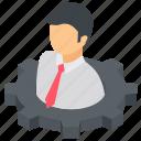 dealer, businessman, investor, trader, businessperson icon