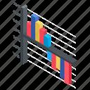 bar chart, bar graph, column graph, graphical representation, volume analysis