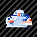 coding, design, development, graphic, programming, web icon