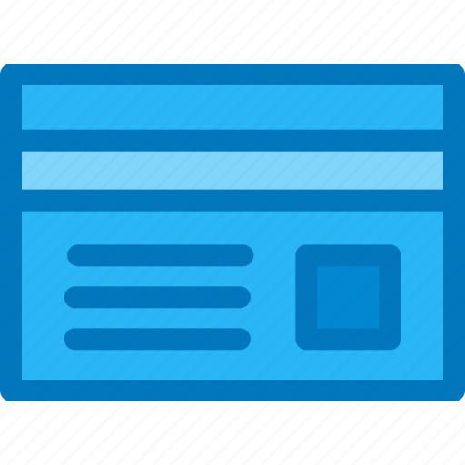 business, card, career, finance, job, marketing, payment icon