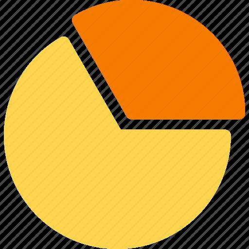 business, career, chart, finance, job, marketing, pie icon