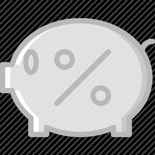 business, finance, marketing, savings icon