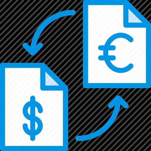 analytics, business, files, finance, marketing icon