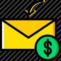business, finance, marketing, money, send icon
