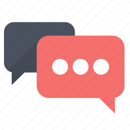bubble, chat, communication, message, messages, send, sms icon