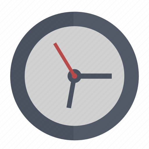 alarm, clock, time, timer, wait, watch icon