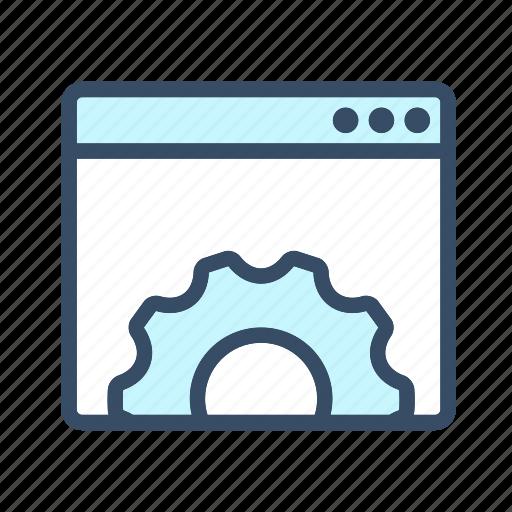 business, interface, marketing, settings, setup icon