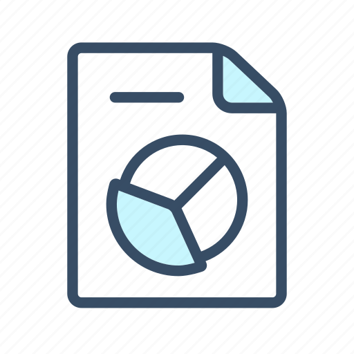 analystic, business, chart, data research, document, report, summary icon