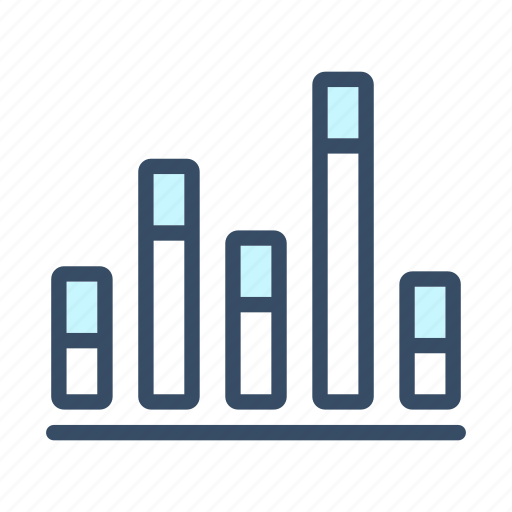 analytic, business, chart, data, economy, graph, statistics icon