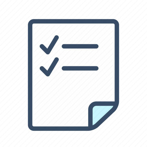 brief, business, document, news, page, report, summary icon