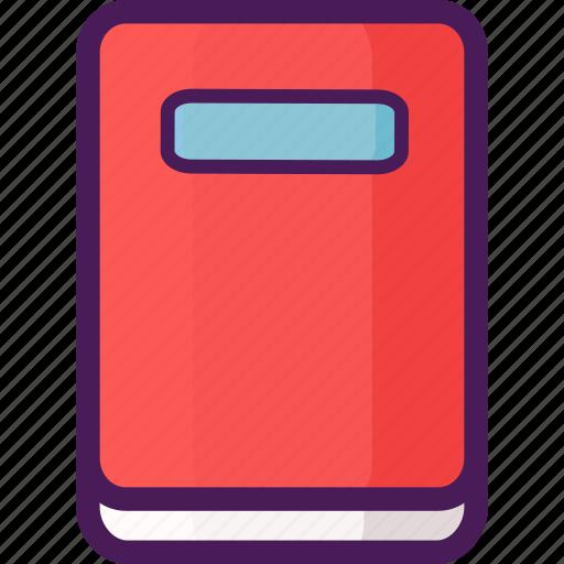 book, modul, paper icon