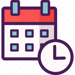 finance, plaming, schedule, target, time icon