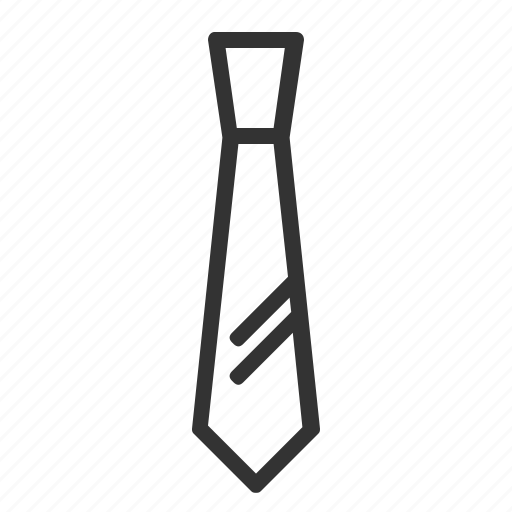 business, clothes, clothing, fashion, office, tie, uniform icon