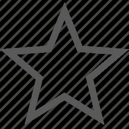 award, bookmark, favorite, star icon