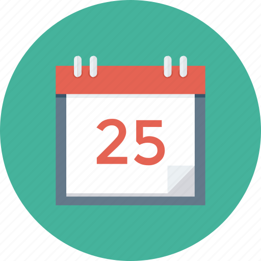 calendar, date, month, schedule icon icon