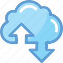 cloud computing, cloud network, hosting, network sharing, server cloud icon