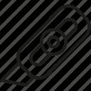 blade, cut, knife icon icon