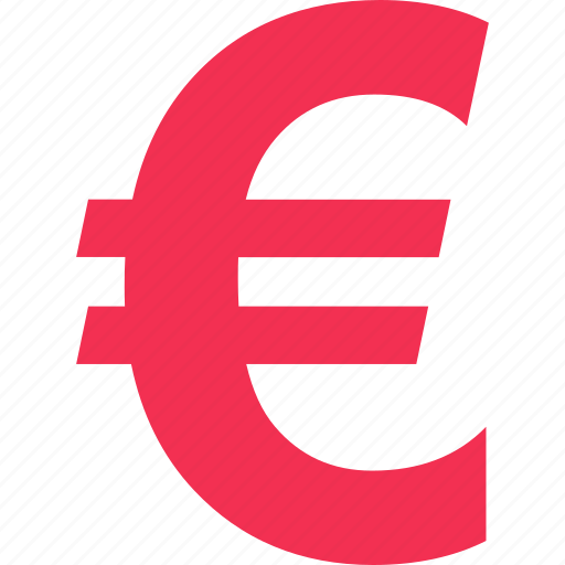 euro, money, sign, wealth icon