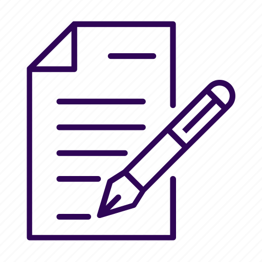 agreement, business, contract, document, sign, trade icon