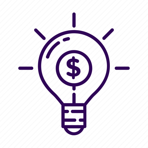 business, idea, money icon