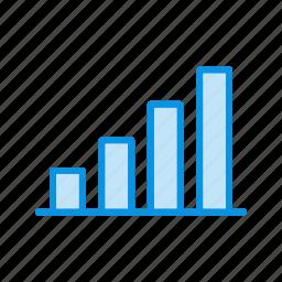performance, speed, statics icon