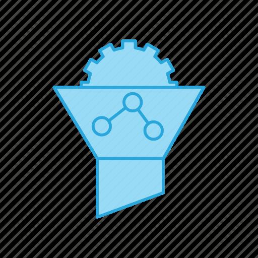 conversion, optimization, seo, web icon
