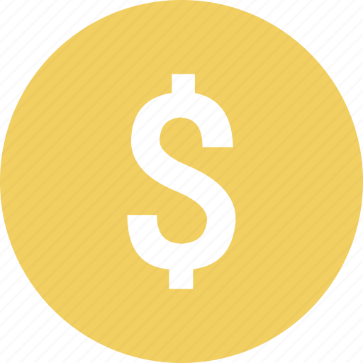 coin, dollar, money, pound, sign icon