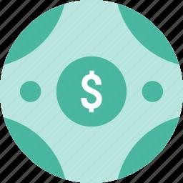 coin, dollar, money, pound, sign icon
