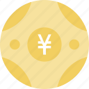 coin, pound, rmb, rmb money, rmb yuan icon