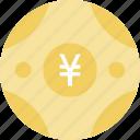 coin, pound, rmb, rmb money, rmb yuan icon