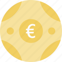 circle, coin, euro, money, pound, sign icon
