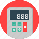 calculator, math, numbers icon